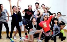 Mehdi Kerkouche : Un chorégraphe prisé en stage à Ajaccio