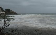 Corse-du-Sud : Alerte aux fortes vagues et submersion sur l'ouest du département