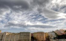 Libecciu : Des rafales à 165 km/h sur le port de Bastia !