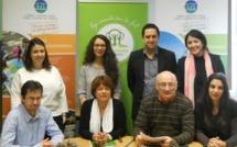 Le programme pédagogique Isula Verde présenté au CPIE Corte Centre-Corte a Rinascita