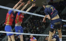 Volley-Ball : Le GFCA tombe au Palatinu
