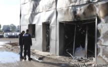 L'institut de recherche criminelle de la gendarmerie nationale à Ghisonaccia