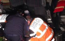 Sortie de route à Canale-di-Verde : La conductrice blessée