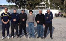 """Championnats départementaux de Haute-Corse à """"La Boule Calvaise"""""""