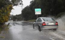 Pluies diluviennes sur la Balagne