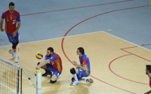 Le GFCA Volley battu au Palatinu : Une soirée à oublier...