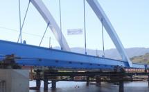 Pont du Liamone : Mise en service jeudi