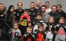 Kick Boxing : Mohamed Sanhaji qualifié pour les phases finales du championnat de France amateur