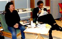 Bibliothèque centrale de Bastia : L'A.C.F. Restonica invite Philippe Lacadée