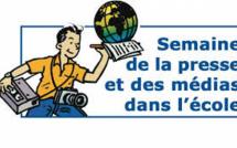 Semaine de la presse à l'École: Des actions pour les scolaires de l'académie de Corse