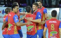 GFCA Volley : La victoire avec brio et la première place !