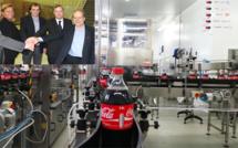 """Une nouvelle unité de production pour le Coca-Cola """"Made in Corsica"""""""