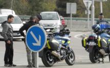 """Opération """"Prévention 2 roues"""" : Bilan positif en Corse-du-Sud"""