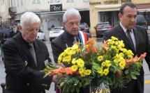 Cérémonie à Calvi pour la journée du souvenir de la Déportation
