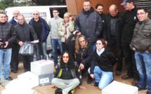 Sauvetage de la châtaigneraie Corse : 400 torymus de plus pour lutter contre le cynips