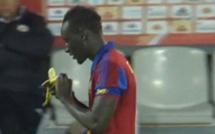 GFCA : Un carton jaune à  Diedhiou pour avoir reproduit le geste d'Alves