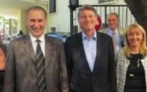 Elections européennes : Vincent Peillon appelle à l'insurrection démocratique