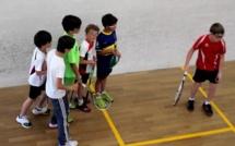 Le 8eme open de squash des jeunes de L'Ile-Rousse a débuté