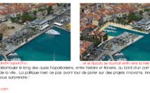 Ajaccio : Le square Campinchi repensé le temps d'une photo sur Facebook