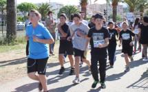Les élèves d'Ajaccio courent contre la faim à Madagascar