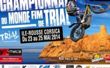 La 3e manche du championnat du monde de Trial à L'Ile-Rousse
