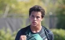 Laurent Lokoli-Rioli passe le 1er tour des qualifs à Roland Garros
