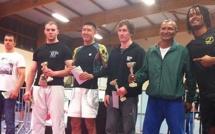 Grappling et Ju Jitsu brésilien : Lauriers pour le KTP scola à Calvi