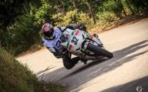 Casaglione : Le succès pour la seconde course de côte de moto