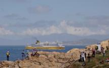 Mondial de Trial de L'Ile-Rousse : Les pilotes observent un double mouvement de grève !