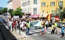 La révolte des « gilets jaunes » à Ajaccio