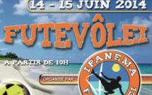 Grand tournoi de Foot-Volley 2X2 sur la  plage du Neptune d'Ajaccio