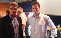 Le MEDEF Corse a accueilli le vice-président national du mouvement