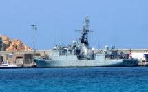 Nouvelle escale de la « Royale » au port de L'Ile-Rousse