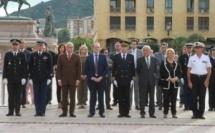 74ème anniversaire de l'Appel du 18 juin 1940 à Ajaccio