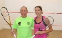 Mais qui arrêtera Noëllie Marchetti à l'Open international de squash de L'Ile-Rousse?