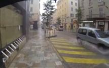 Violents orages sur la Haute-Corse