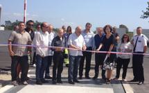 Le Syvadec inaugure la recyclerie de Ventiseri