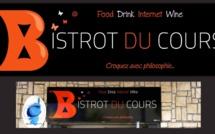 """Bistrot du Cours : Création d'une """"carte shopping secteur A"""" du centre-ville d'Ajaccio"""