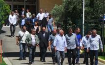 SNCM  : Manuel Valls reçoit les socioprofessionnels corses à Matignon