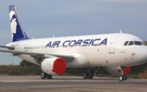 Figari : L'Airbus d'Air Corsica endommagé par un container projeté par le souffle d'un Boeing 737 de Ryanair