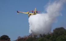 Corse-du-Sud : Multiples débuts d'incendies à Tizzano et Palombaggia
