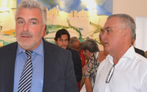 Frédéric Cuvillier à Bonifacio : « Le redressement judiciaire de la SNCM doit amener à des solutions pérennes »