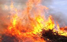 Mises à feu multiples dans le Cortenais