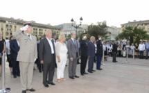71ème anniversaire de la libération de la Corse : Ajaccio aussi