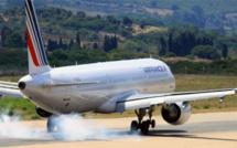 """Grève d'Air France : L'aéroport de Calvi-Balagne l'éternel """"oublié"""""""