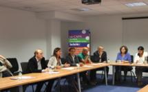 Ajaccio : L'incubateur d'entreprises Inizià élit domicile dans les locaux de la CAPA