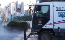 Bastia : Du purin devant les grilles de la préfecture !