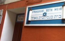 Bastia : Des croix gammées sur la façade de la synagogue