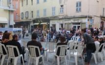 The Mostra : A lingua corsa in carrughju in Bastia