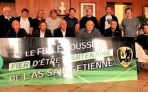 CFA2 : Le FB Ile- Rousse partenaire sportif de l'AS Saint-Etienne